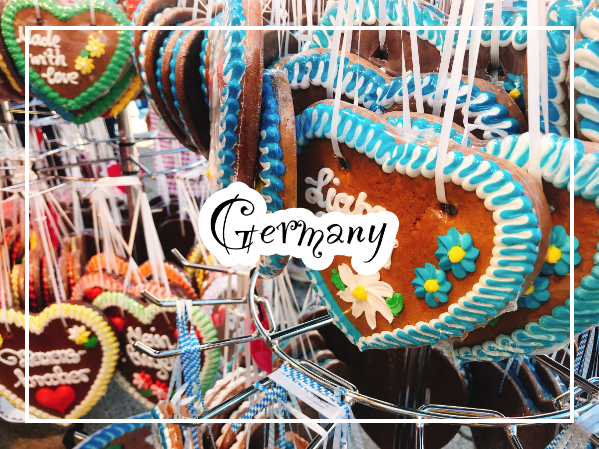 旅行:ドイツ