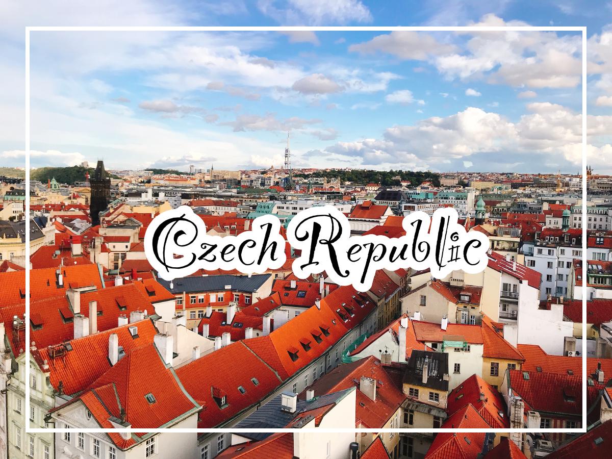 旅行:チェコ